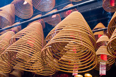 Incense Coils Royalty Free Stock Image
