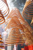 Incense Coils Royalty Free Stock Photo