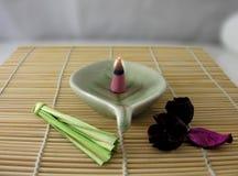 Incense cone 2 Stock Photo