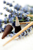 Incense cones Royalty Free Stock Photo