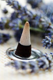 Incense cones Stock Photos