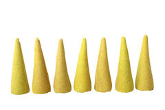 Incense Cones Royalty Free Stock Photography