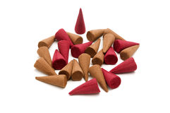 Incense cones Stock Photo