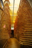 Incense espirais, templo de Kun Iam, macau. Fotos de Stock