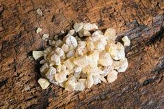 Incense granula Royalty Free Stock Images