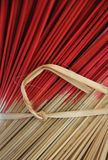 Incense Joss Sticks Royalty Free Stock Image
