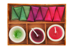 Incense kit Royalty Free Stock Image