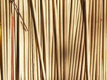 Incense line Royalty Free Stock Image