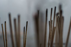 The incense Stock Images