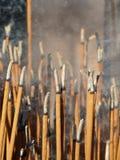 Incense rising Stock Photos