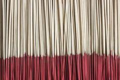 Incense ritual Stock Photos