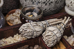 Incense Royalty Free Stock Photo
