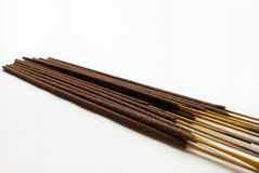 Incense Stick. Traditional and devotional use for god Stock Image