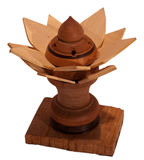 Incense Stick Stand Royalty Free Stock Image