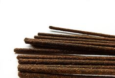 Incense Stick. Traditional and devotional use for god Royalty Free Stock Images