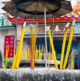 Incense sticks Royalty Free Stock Photography