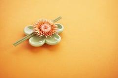 Incense sticks stock image