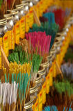 Incense sticks. Incense stock photo