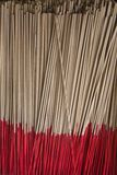 Incense sticks. For buddhist temple offertory Stock Photography