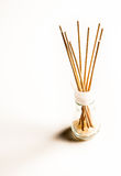 Incense sticks in a glass Stock Photo