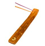 Incense sticks on incense holder Stock Photography