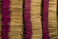 Incense sticks for sale Royalty Free Stock Photography