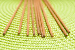 Incentive sticks detail Stock Photography