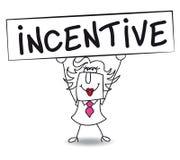 Incentivo con Penélope Imagen de archivo