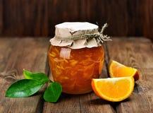 Inceppamento arancio dell'agrume Immagine Stock Libera da Diritti