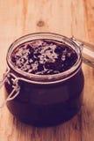 Inceppamento casalingo della fragola tradizionale Immagini Stock