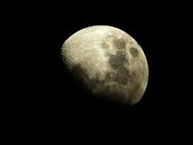 Inceratura della luna calante Immagine Stock