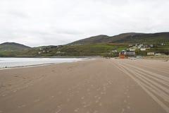 Inch Beach on Dingle Peninsula, County Kerry Stock Photos