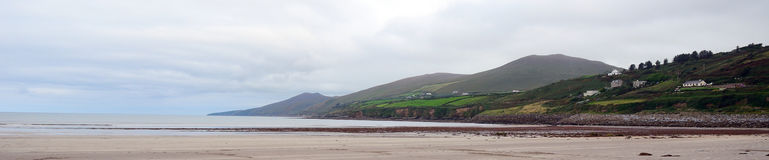 Inch Beach, Ireland Royalty Free Stock Photography
