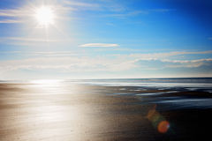 Inch Beach Royalty Free Stock Image
