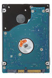 2.5 inch laptop hard disk drive. Royalty Free Stock Images