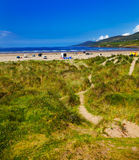 Inch Strand Royalty Free Stock Images
