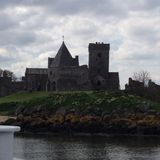 Inchcolm Abbey Stock Photos