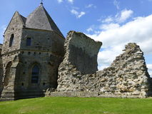 Inchcolm Abbey Royalty Free Stock Photo