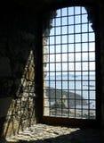 Inchcolm-Abtei Stockfotografie