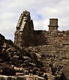 Inchcolm-Abtei Stockbilder