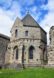 Inchcolm-Abtei Lizenzfreies Stockbild