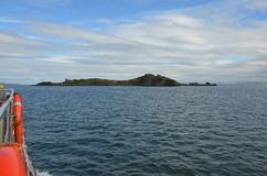 Inchcolm Island Stock Images