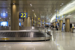 Incheon airport luggage claim royalty free stock photos