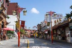 Incheon Chinatown restauracje Obrazy Royalty Free