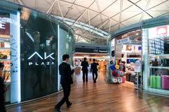 Incheon-Flughafen Lizenzfreie Stockfotos