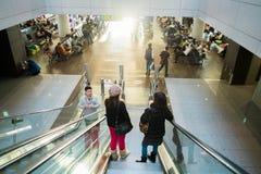 Incheon-Flughafen Lizenzfreie Stockfotografie