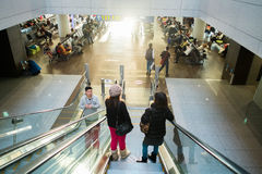Incheon flygplats Royaltyfri Fotografi