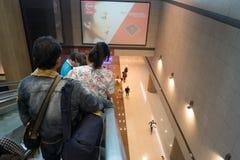 Incheon flygplats Arkivbild