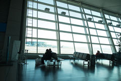 Incheon flygplats Royaltyfri Bild
