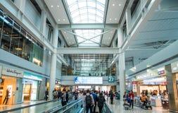 Incheon flygplats Royaltyfria Bilder